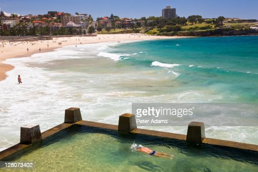 Coogee Beach, Syndey, New South Wales, Australia