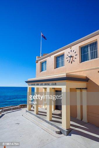 Coogee Surf Life Saving Club in Sydney, Australia