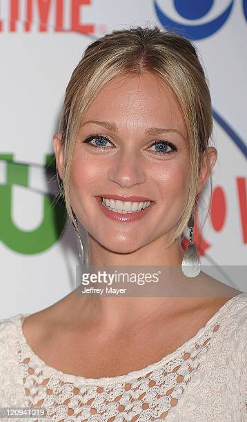 Cook arrives at the TCA Party for CBS The CW and Showtime held at The Pagoda on August 3 2011 in Beverly Hills California