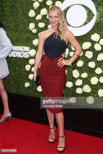 J Cook attends the 2017 Summer TCA Tour CBS Television Studios' Summer Soiree at CBS Studios Radford on August 1 2017 in Studio City California