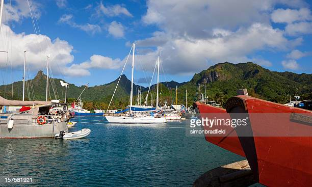Cook Island Harbour