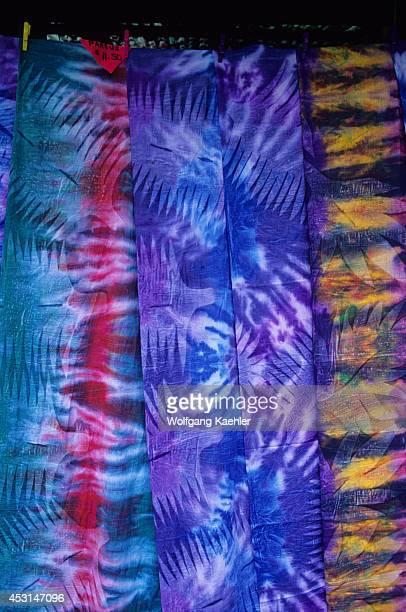 Cook Islands Rarotonga Colorful Pareos