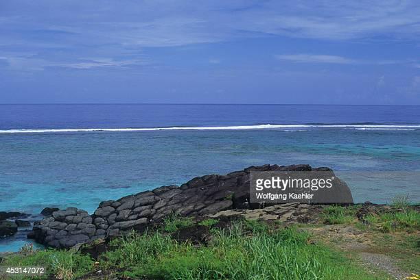Cook Islands Rarotonga View Ocean