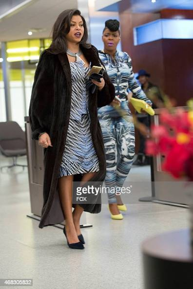 Cookie and Porsha chat in the special twohour 'Die But Once/Who I Am' Season Finale episode of EMPIRE airing Wednesday March 18 on FOX