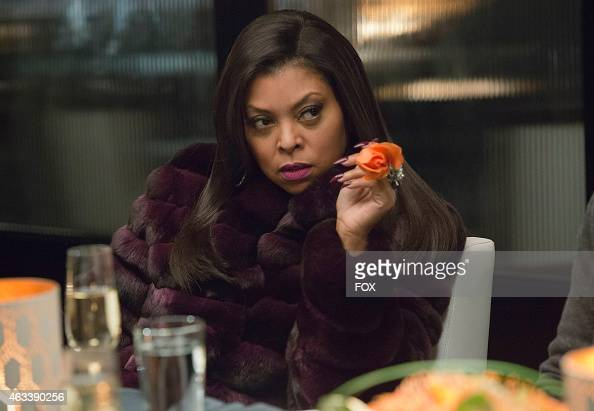 Cookie holds a secret in the 'Out Damned Spot' episode of EMPIRE airing Wednesday Feb 11 2015 on FOX