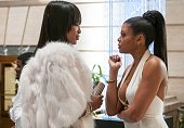 Cookie meets Camilla in the 'The Lyon's Roar' episode of EMPIRE airing Wednesday Feb 25 on FOX