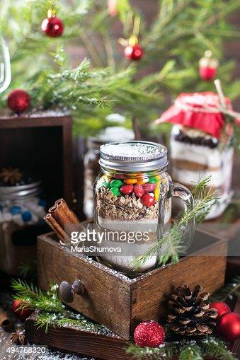 Cookie mixture : Stock Photo