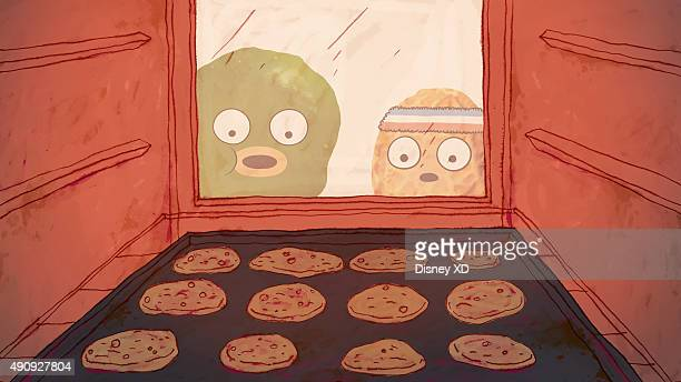 PEANUT 'Cookie Racket' When Pickle bakes his grandma's delicious cookies for the neighbors a troupe of little girls called the Sugar Bees compete...