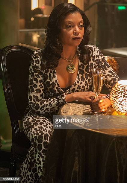 Cookie wants her half of the company in the 'Out Damned Spot' episode of EMPIRE airing Wednesday Feb 11 2015 on FOX