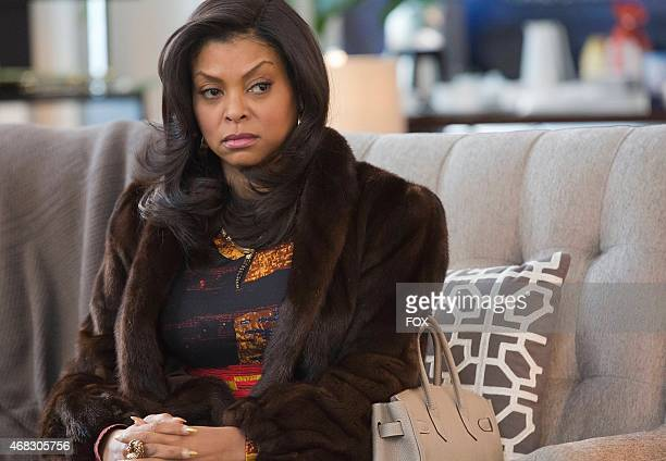 Cookie watches her family in the 'Sins of the Father' episode of EMPIRE airing Wednesday March 11 on FOX