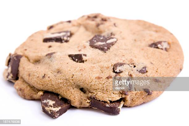 cookie with chocolate chunks
