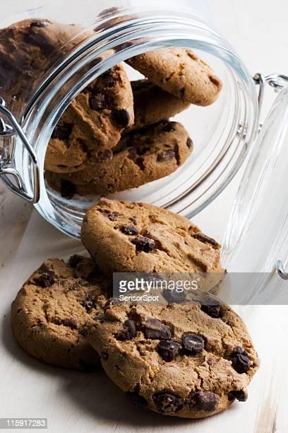 Cookies dans un verre