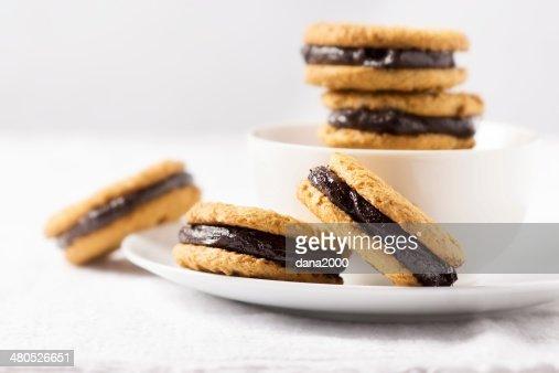 Cookies : Stock-Foto