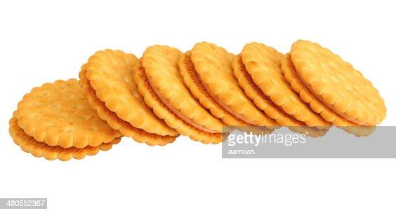 Las cookies : Foto de stock
