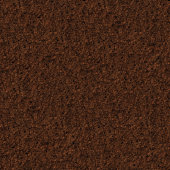 Seamless Pattern of Baking Texture. Dark Brown Cake texture