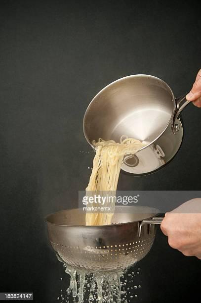 Cooking Angel Hair
