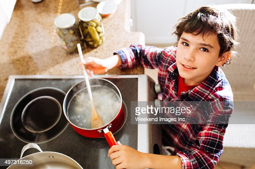 Cooking can be fun
