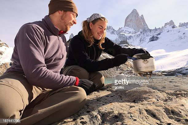 Cooking in the Andes