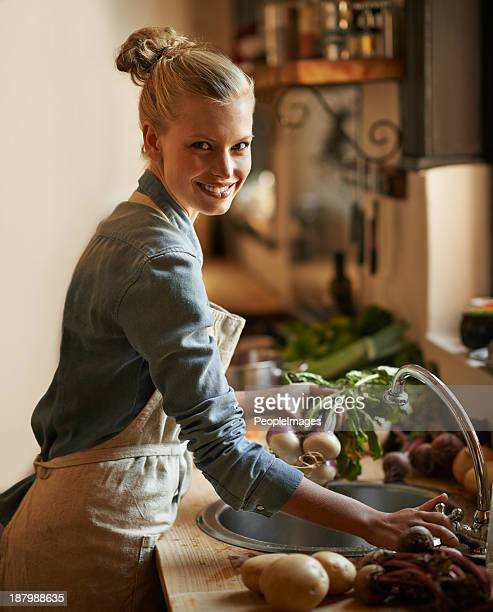 Cooking mit Liebe