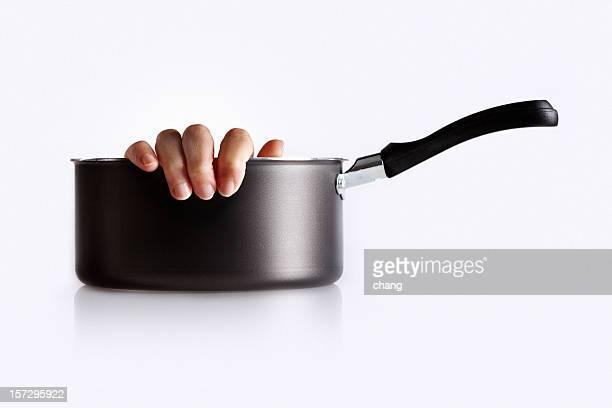 Cuisiner avec une seule main