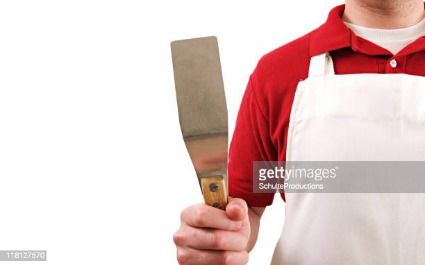 Homme Cuisiner