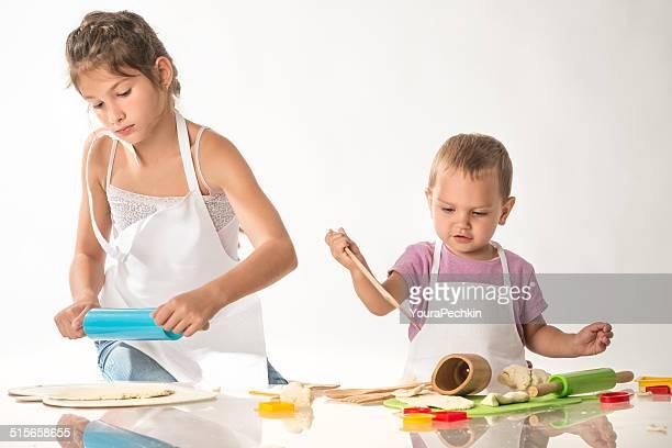 Cooks portrait