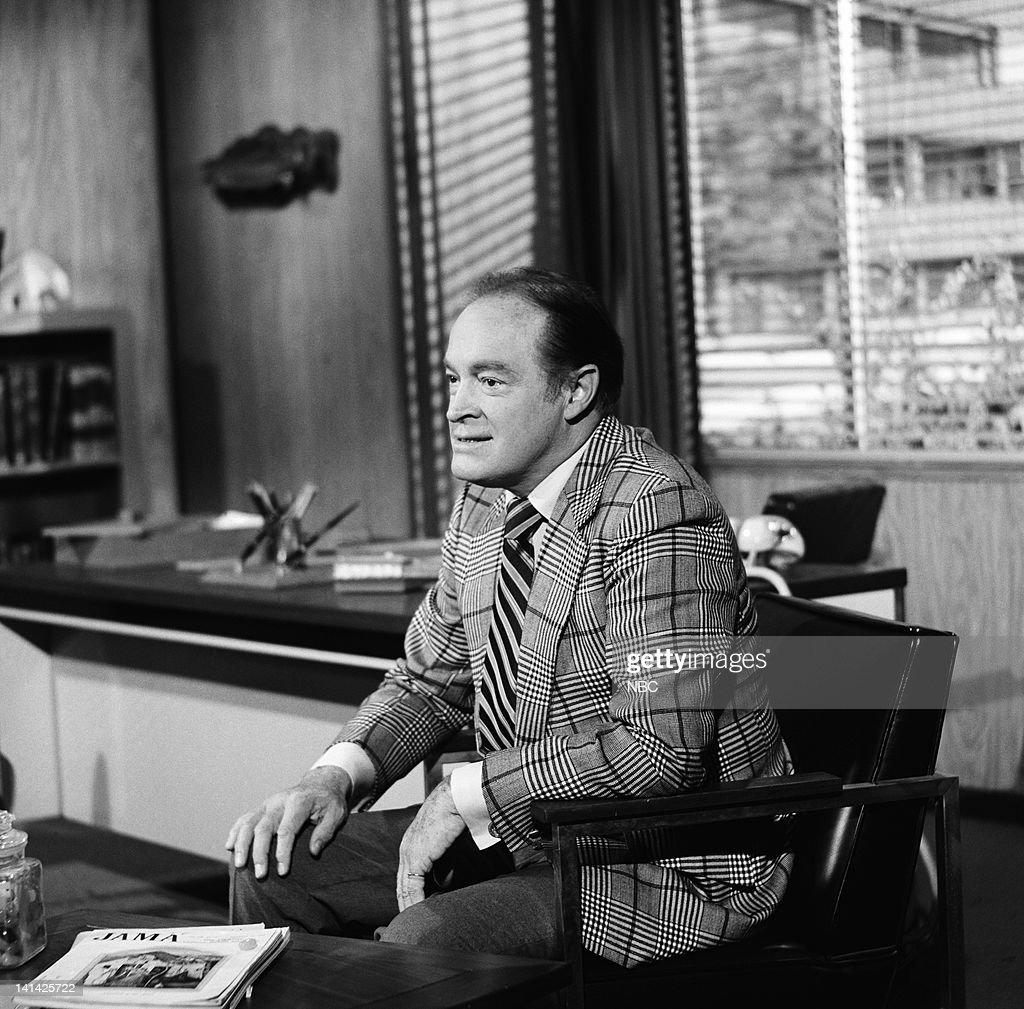 JULIA -- 'Cool Hand Bruce' Episode 17 -- Aired -- Pictured: Bob Hope as himself -- Photo by: NBCU Photo Bank