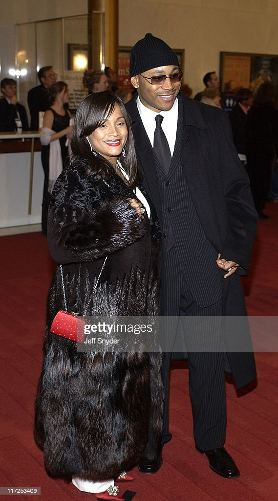 LL Cool J (right) and Symone Smith during 26th Annual Kennedy Center Honors at John F Kennedy Center for the Performing Arts in Washington, DC, United States.