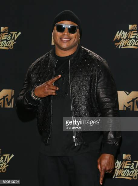 Cool J attends the 2017 MTV Movie and TV Awards at The Shrine Auditorium on May 7 2017 in Los Angeles California
