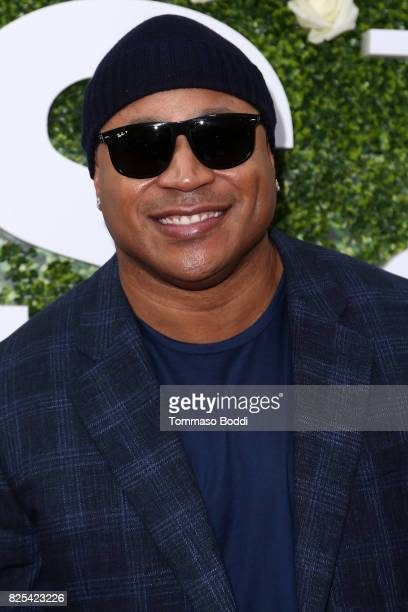 Cool J attends the 2017 Summer TCA Tour CBS Television Studios' Summer Soiree at CBS Studios Radford on August 1 2017 in Studio City California