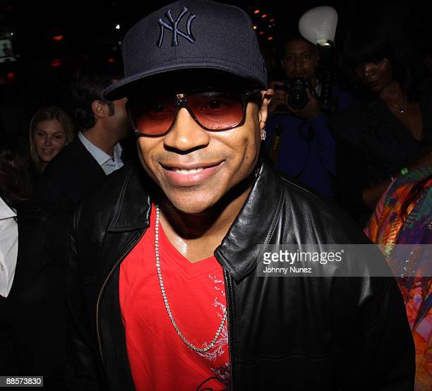 Cool J attends the 2nd Annual Pay It Fashion Forward To Benefit Fashion Delivers at M2 Ultra Lounge on June 18 2009 in New York City