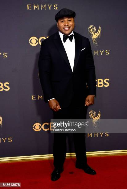 Cool J attends the 69th Annual Primetime Emmy Awards at Microsoft Theater on September 17 2017 in Los Angeles California