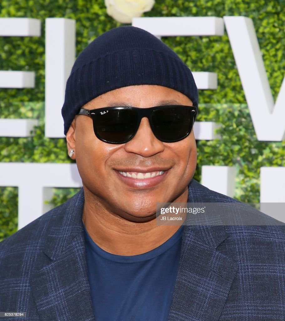 LL Cool J attends the CBS Television Studios' Summer Soiree during the 2017 Summer TCA Tour on August 01 in Studio City, California.