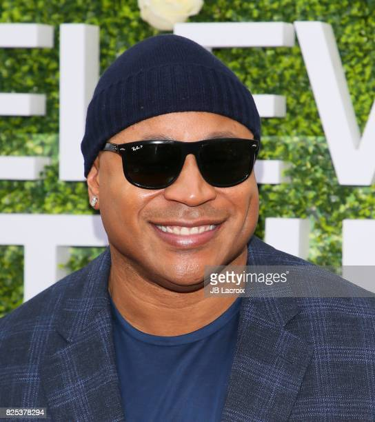 Cool J attends the CBS Television Studios' Summer Soiree during the 2017 Summer TCA Tour on August 01 in Studio City California