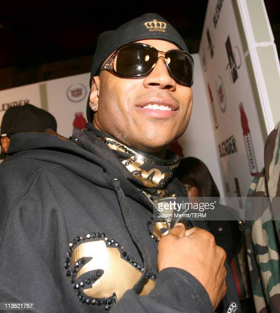 LL Cool J during Blender Magazine/Vitamin Water Host 2006 MTV Video Music Awards After Party at Tao in New York City New York United States