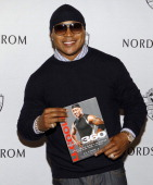 Cool J launches his fragrance 'Gendarme' at Nordstrom Fashion Show on October 8 2011 in Las Vegas Nevada