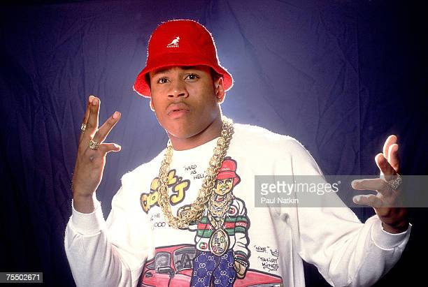 LL Cool J on 7/2/87 in Chicago Il in Various Locations