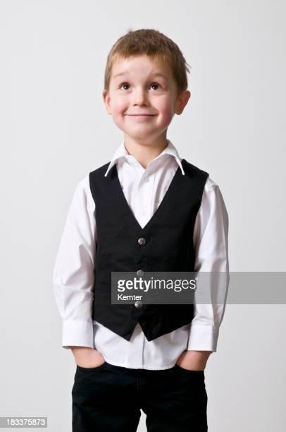 """cool petit garçon à la recherche """""""