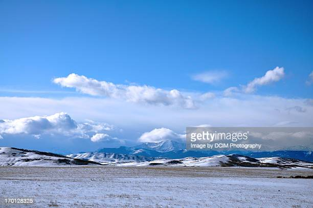 Cool mountains, longview