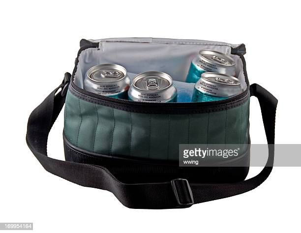Cooler and Beverages