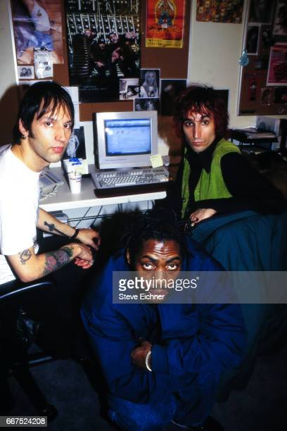 Coolio at Lifebeat event New York New York December 2 1995