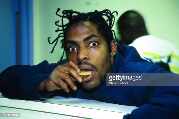 Coolio at MTV Online New York New York Novemeber 21 1995