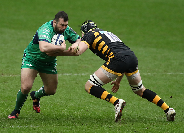 Wasps v Connacht Rugby - European Rugby Champions Cup : News Photo