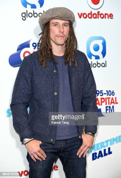 Cooper attends the Capital Summertime Ball at Wembley Stadium on June 10 2017 in London United Kingdom