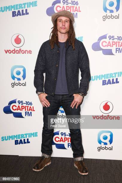 Cooper attends the Capital's Summertime Ball at Wembley Stadium on June 10 2017 in London United Kingdom