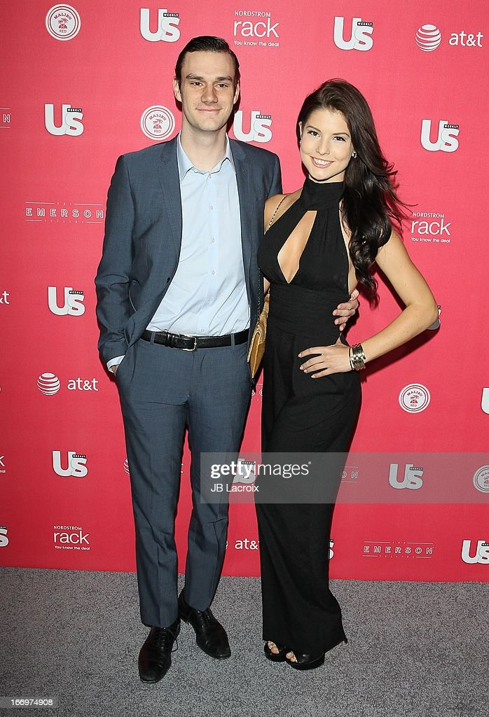 Cooper Hefner attends the Us Weekly's Annual Hot Hollywood Style Issue Party at The Emerson Theatre on April 18, 2013 in Hollywood, California.