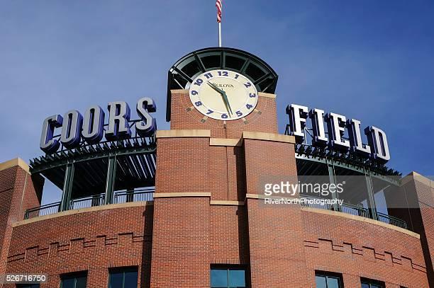 Coors Field Denver, Colorado