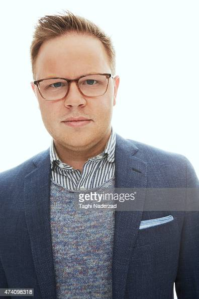 Coowner and creative director of Carson Street Clothiers Matt Breen is photographed fo Esquire Magazine The Big Black Book on January 22 2014 in New...