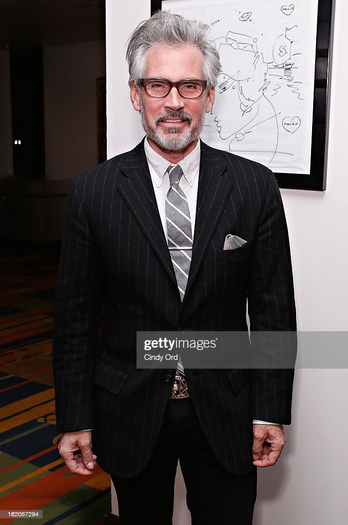 Co-owner/ stylist at Mizu Vaughn Acord attends the Gotham Magazine & Moroccanoil Celebrate With Step Up Women's Network event on February 18, 2013 in New York City.