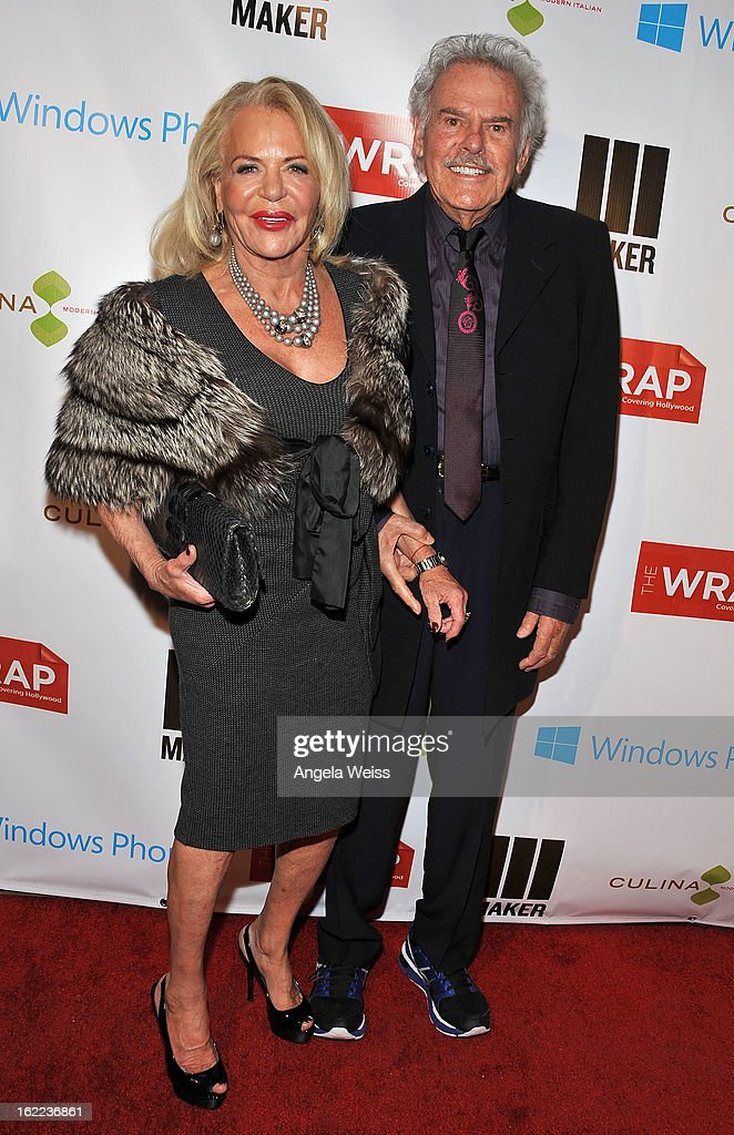 Co-owners of the Four Seasons Hotel Los Angeles at Beverly Hills, Beverly Cohen and Robert Cohen arrive at TheWrap 4th Annual Pre-Oscar Party at Four Seasons Hotel Los Angeles at Beverly Hills on February 20, 2013 in Beverly Hills, California.